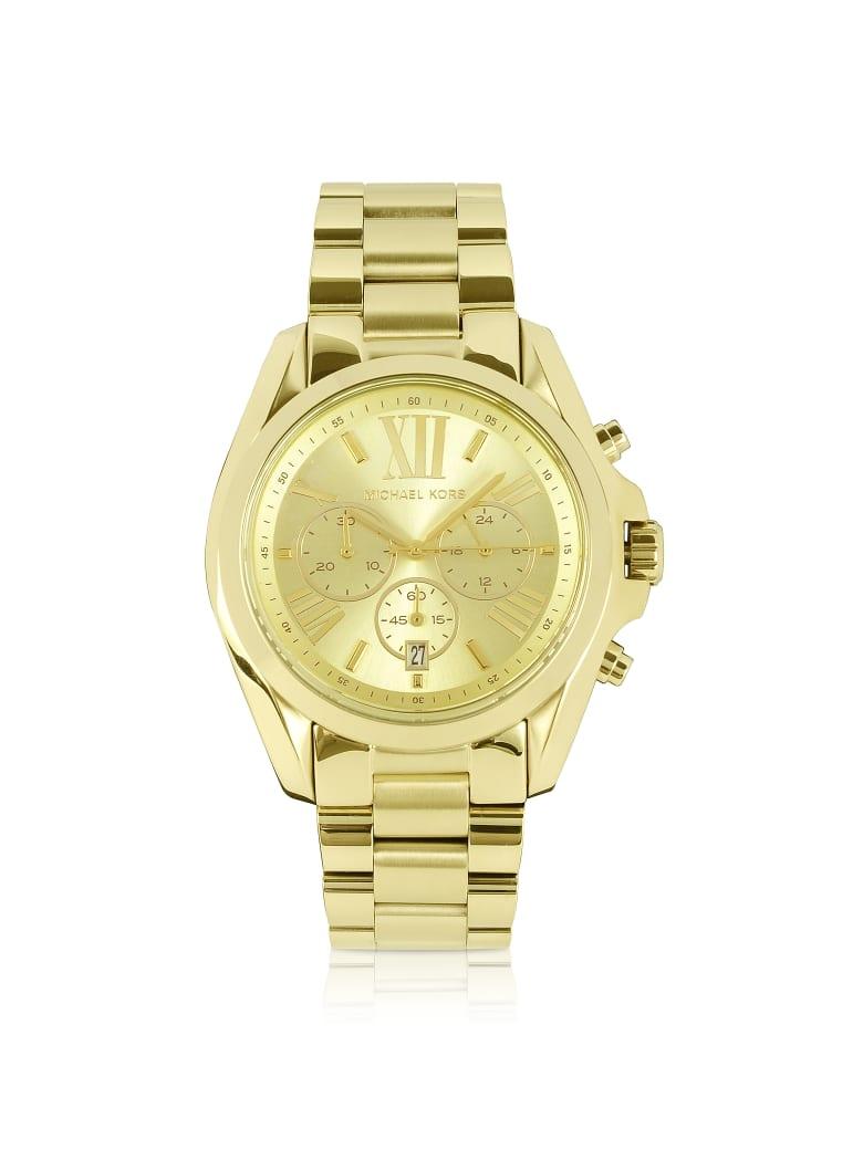 Michael Kors Bradshaw Stainless Steel Women's Watch - Gold