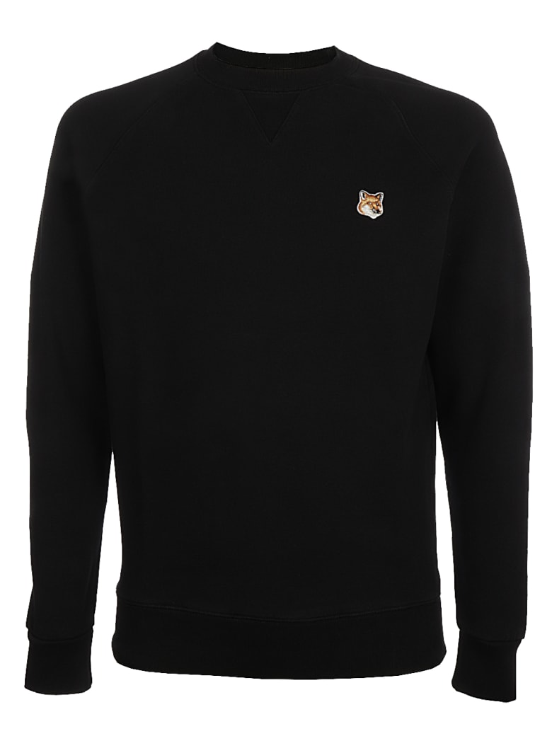 Maison Kitsuné Sweatshirt Fox Head Patch