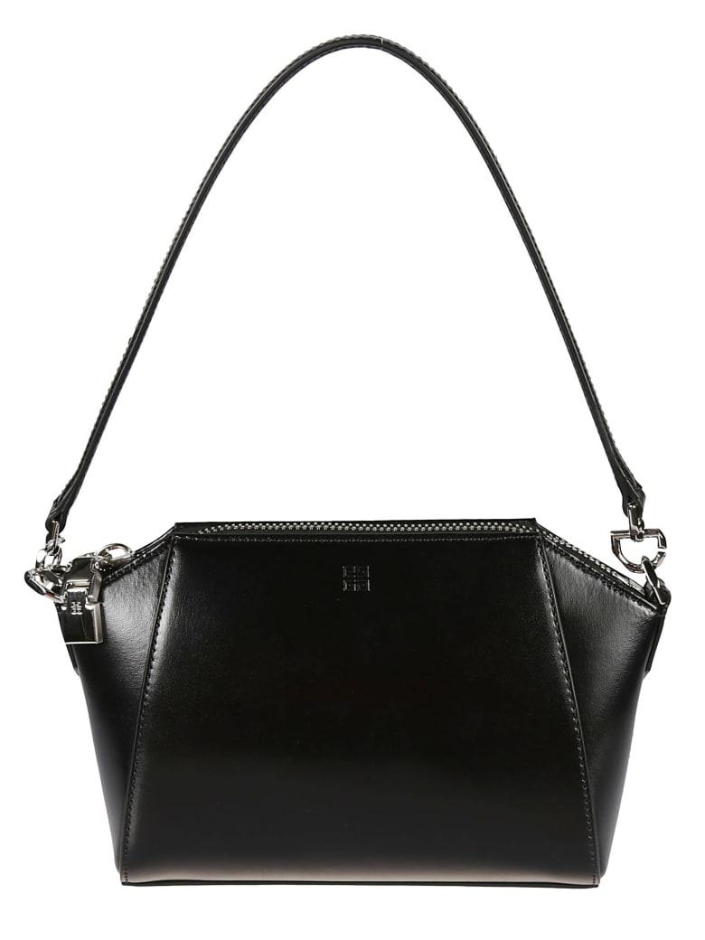Givenchy Antigona Extra Small Shoulder Bag - Nero