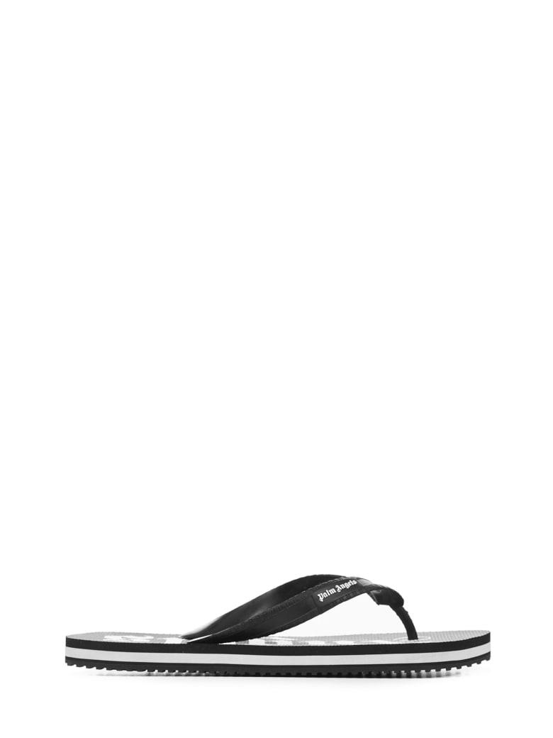 Palm Angels Flip Flop - Black