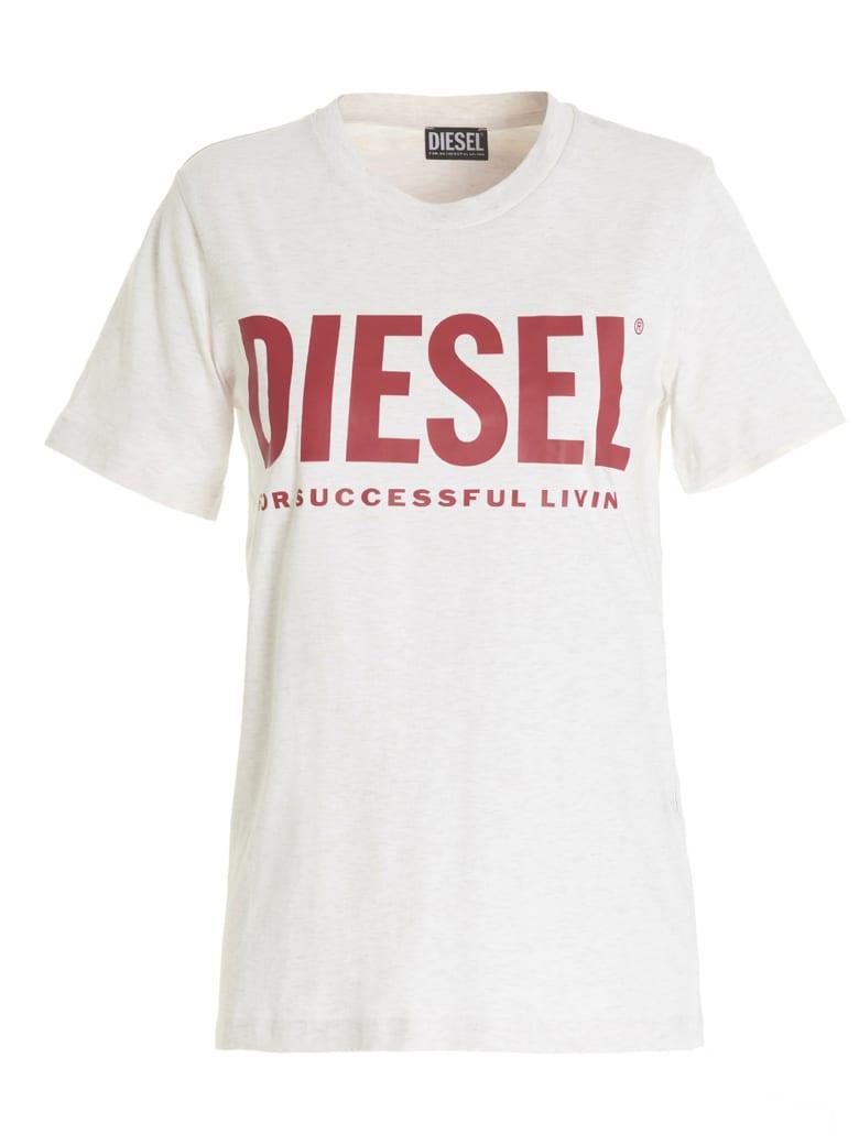Diesel T-shirt - Beige