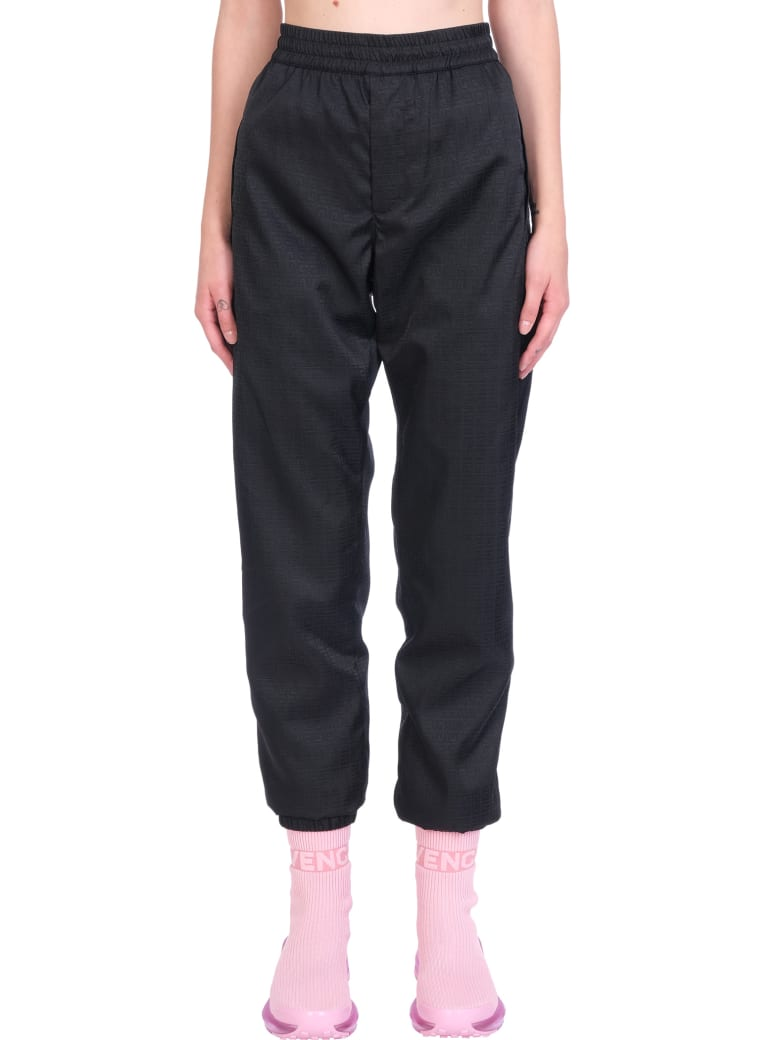 Givenchy Pants In Black Polyester - black