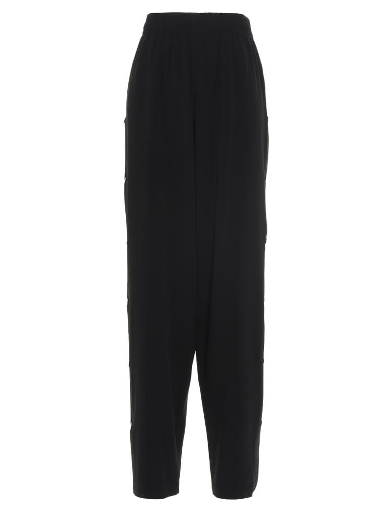 Balenciaga 'snap Buttons' Pants - Black