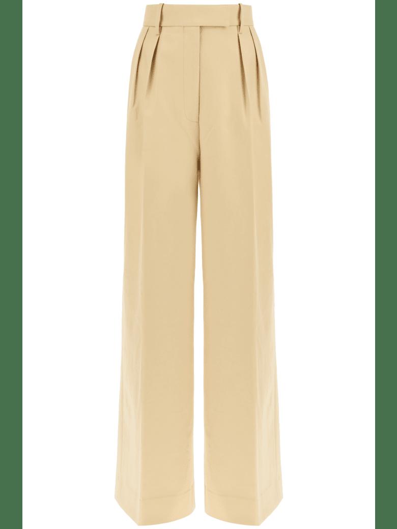 Khaite Teyana Trousers - SAND (Beige)