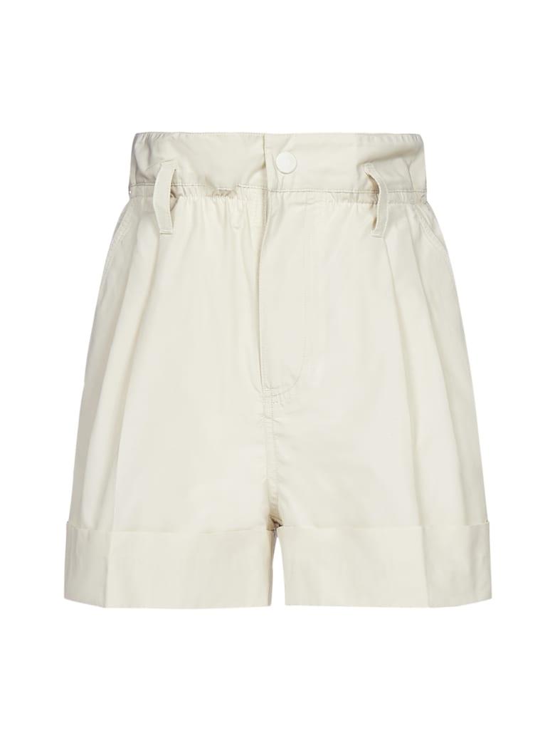 Moncler Short - Panna