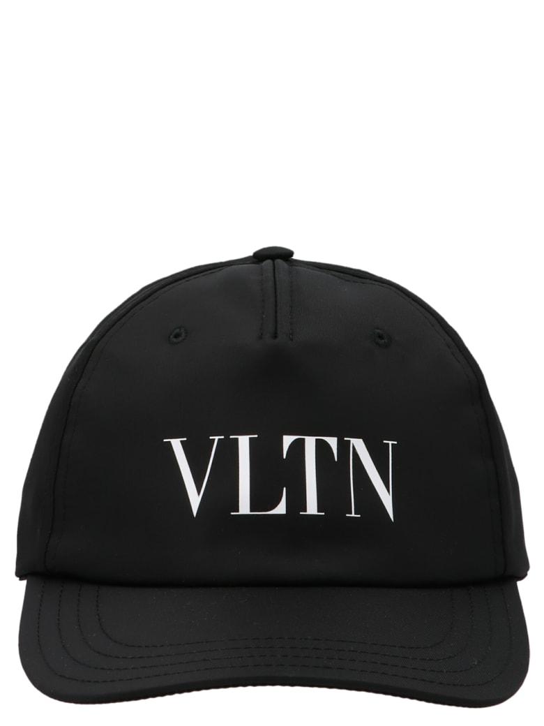 Valentino Garavani 'vltn' Cap - Black