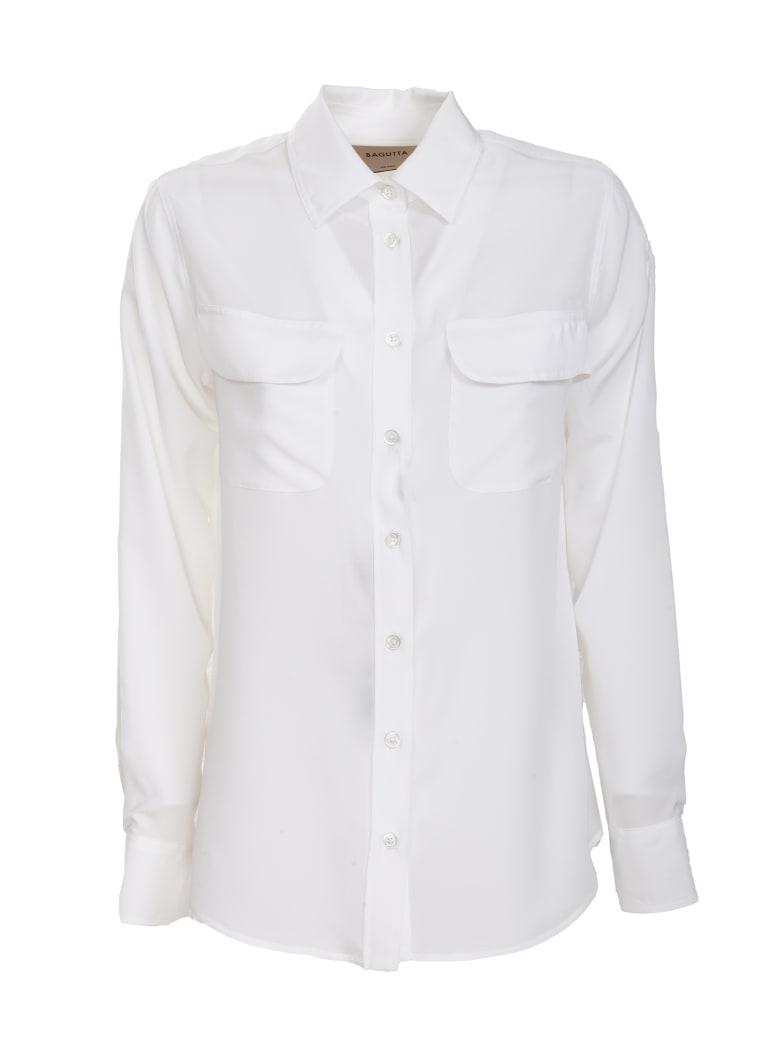 Bagutta white shirt - Bianco