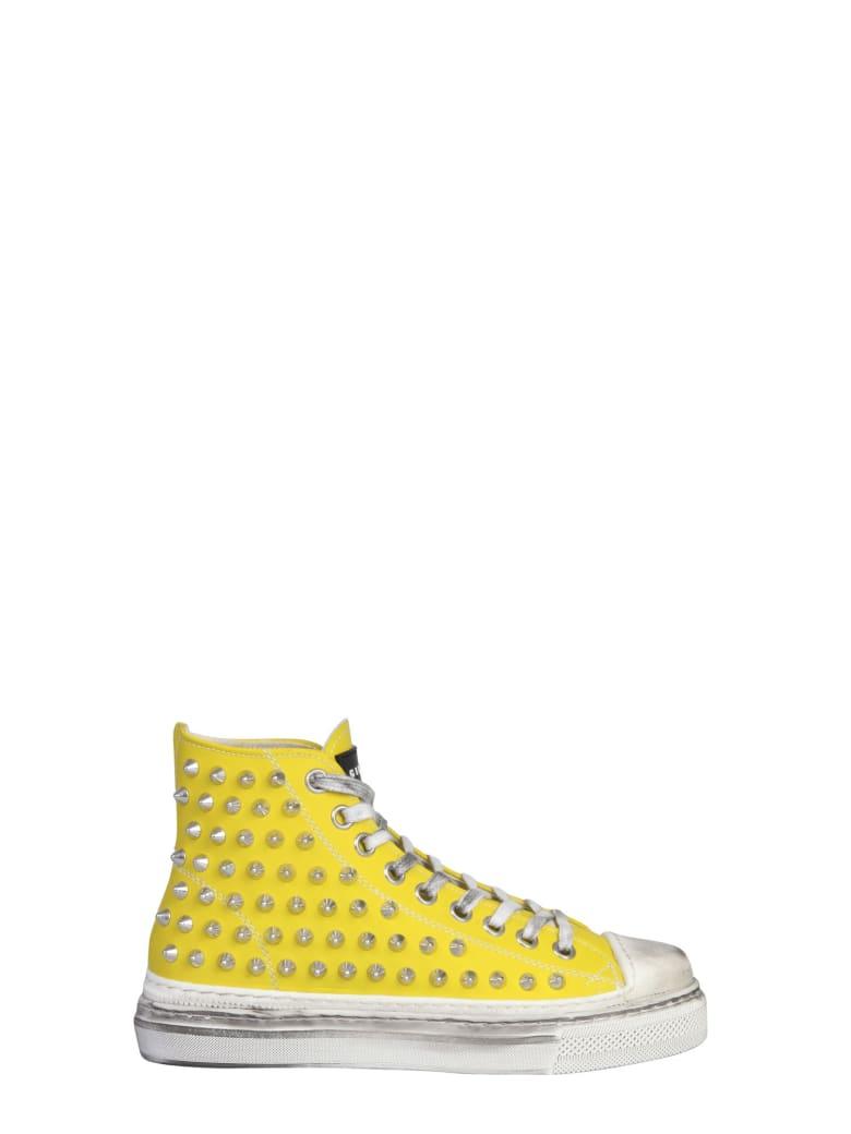 Gienchi Jm Sneakers - GIALLO
