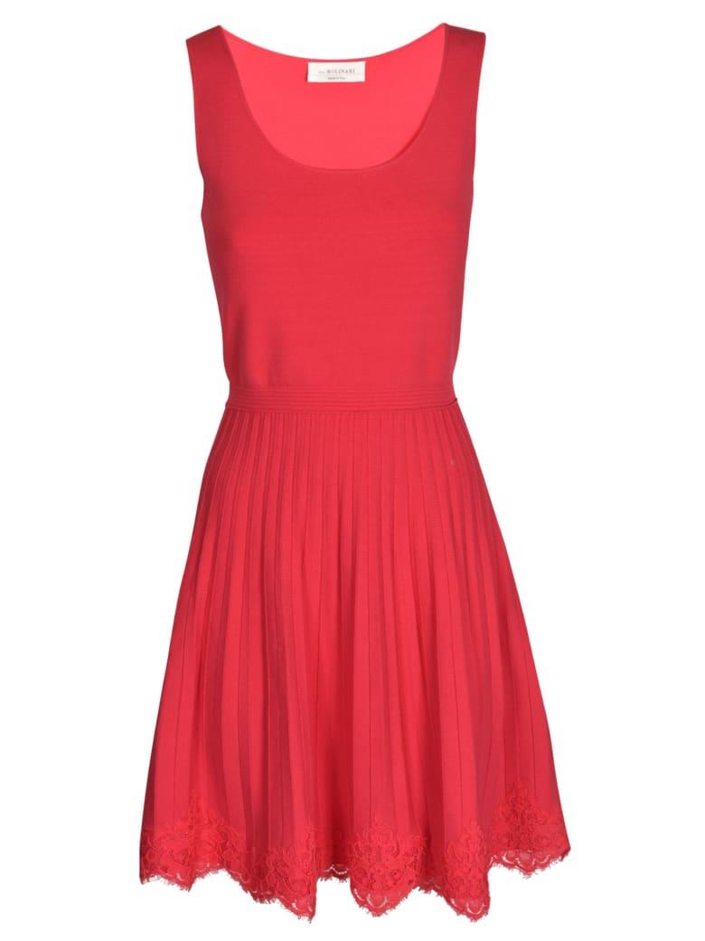 Anna Molinari Dress - Lampone