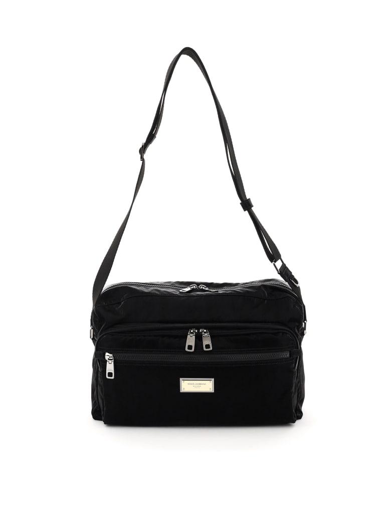 Dolce & Gabbana Nylon Samboil Bag - Nero.
