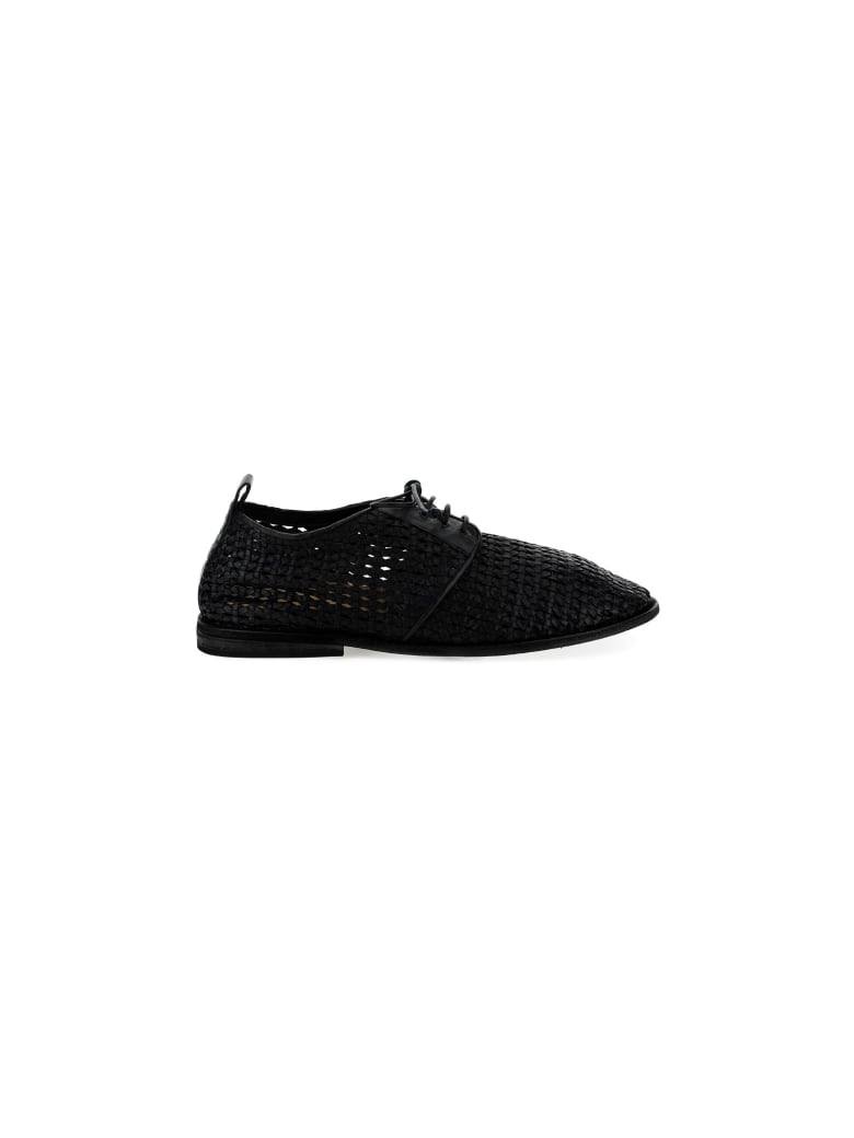 Marsell Lace Up Shoes - Black