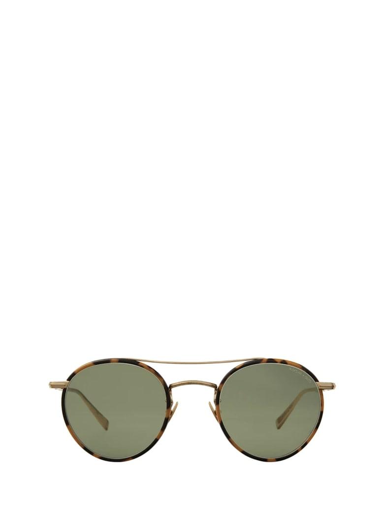 Garrett Leight Garrett Leight Rimowa X Glco Sun Tokyo Tort-matte Gold Sunglasses - Tokyo Tort-Matte Gold