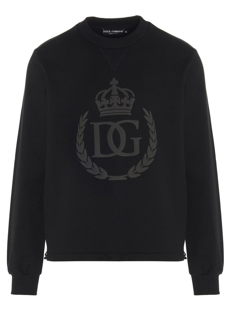 Dolce & Gabbana Sweatshirt - Black