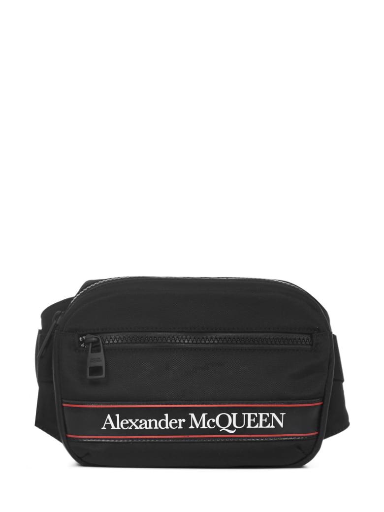 Alexander McQueen Belt Bag - Nero e Rosso