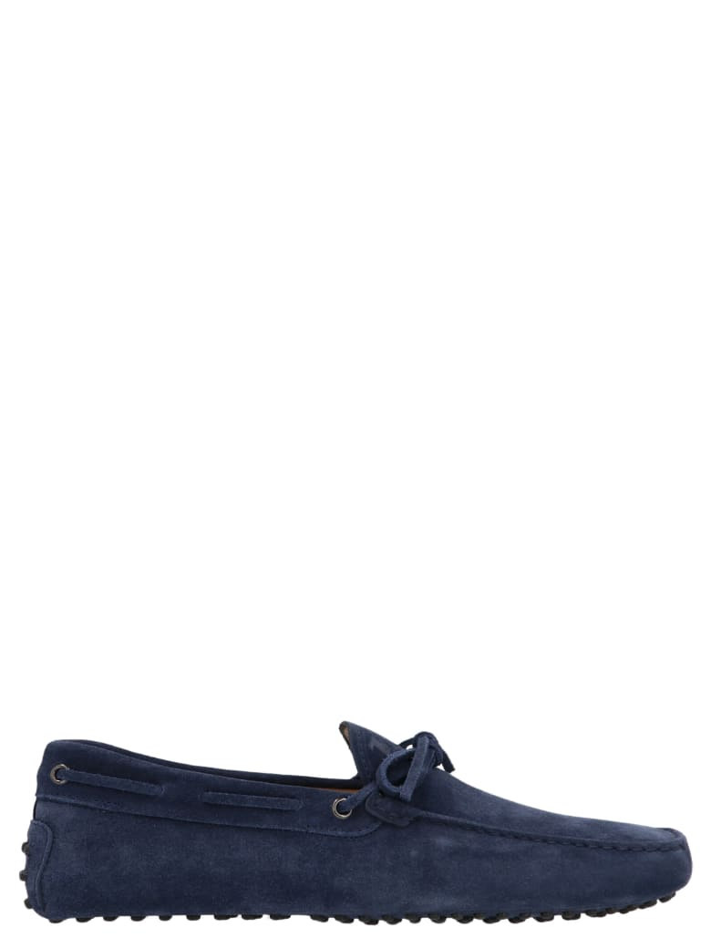 Tod's 'driver' Shoes - Blue