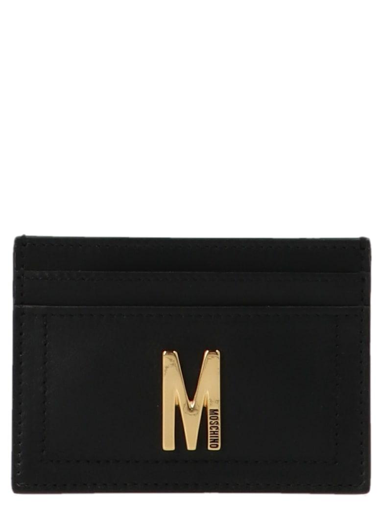 Moschino Wallet - Black