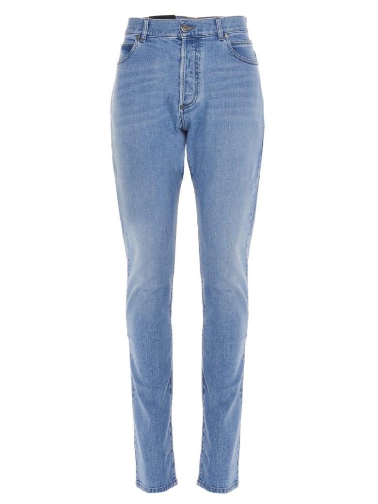 Balmain Jeans - Bleujeanclair