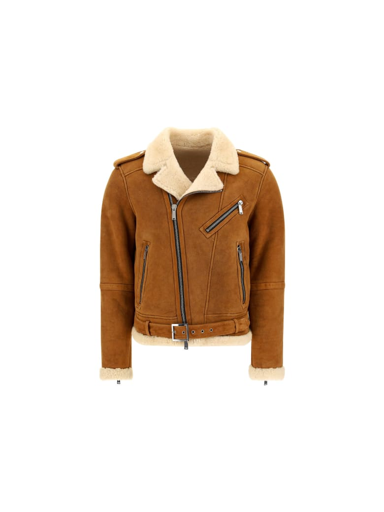 Dsquared2 Jacket - Brown