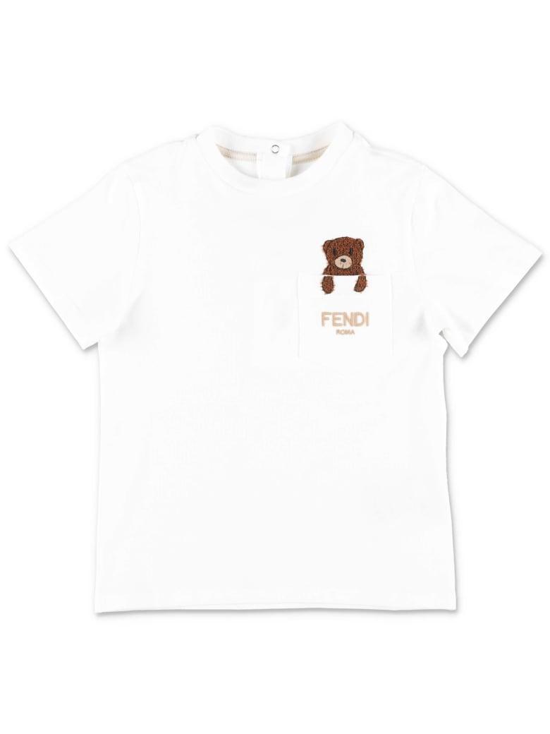Fendi T-Shirt - Bianco