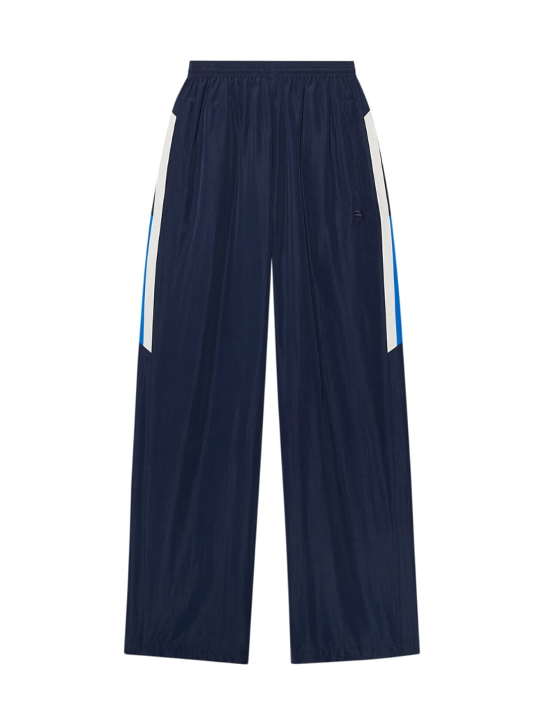 Balenciaga Tracksuit Pants - Blu
