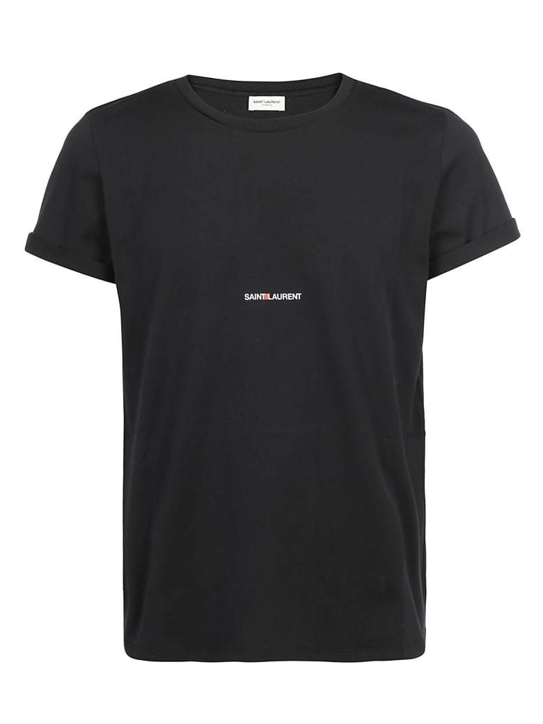 Saint Laurent T-shirt - Noir