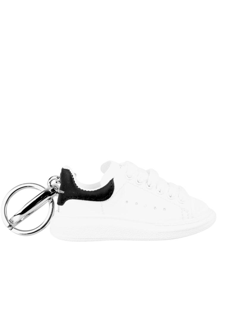 Alexander McQueen Key Chain - White