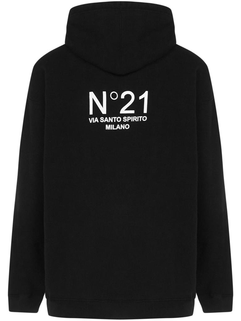 N.21 N°21 Sweatshirt - Black
