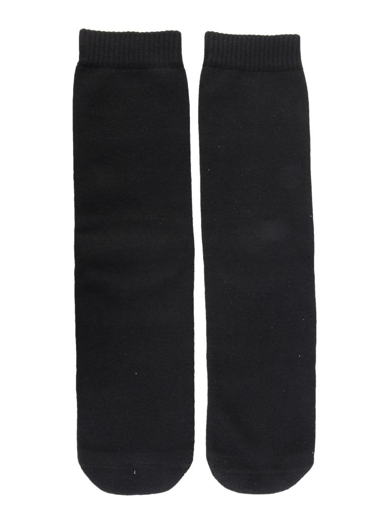Golden Goose Cotton Socks - NERO