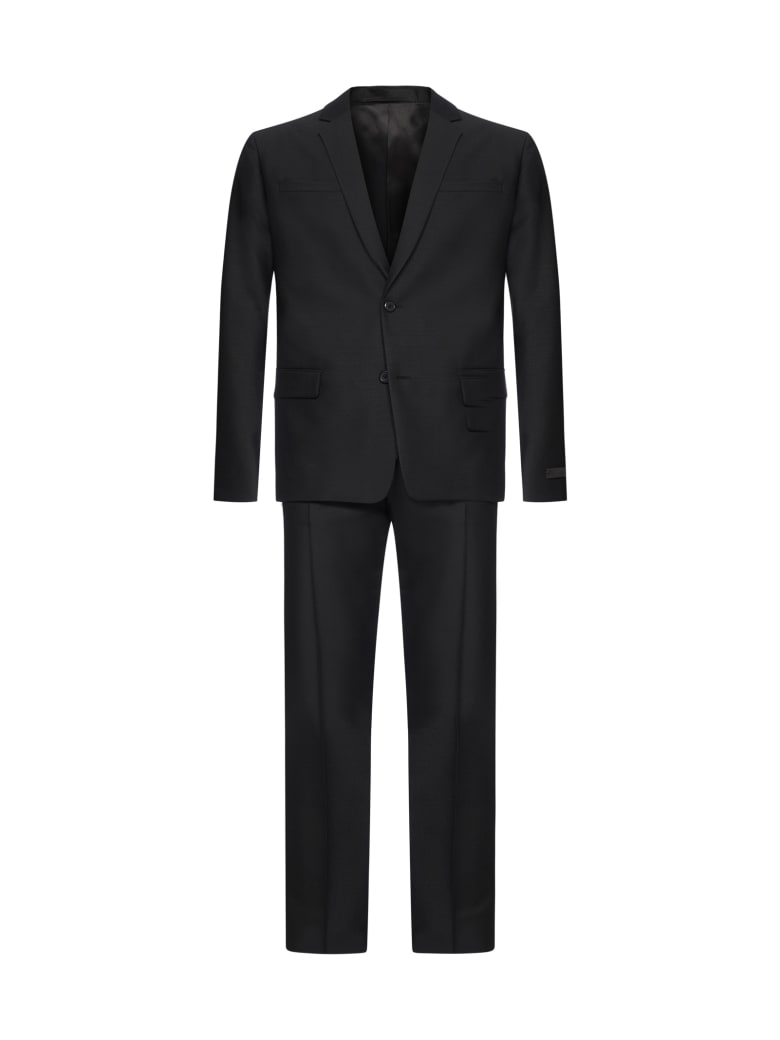 Prada Suit - Nero