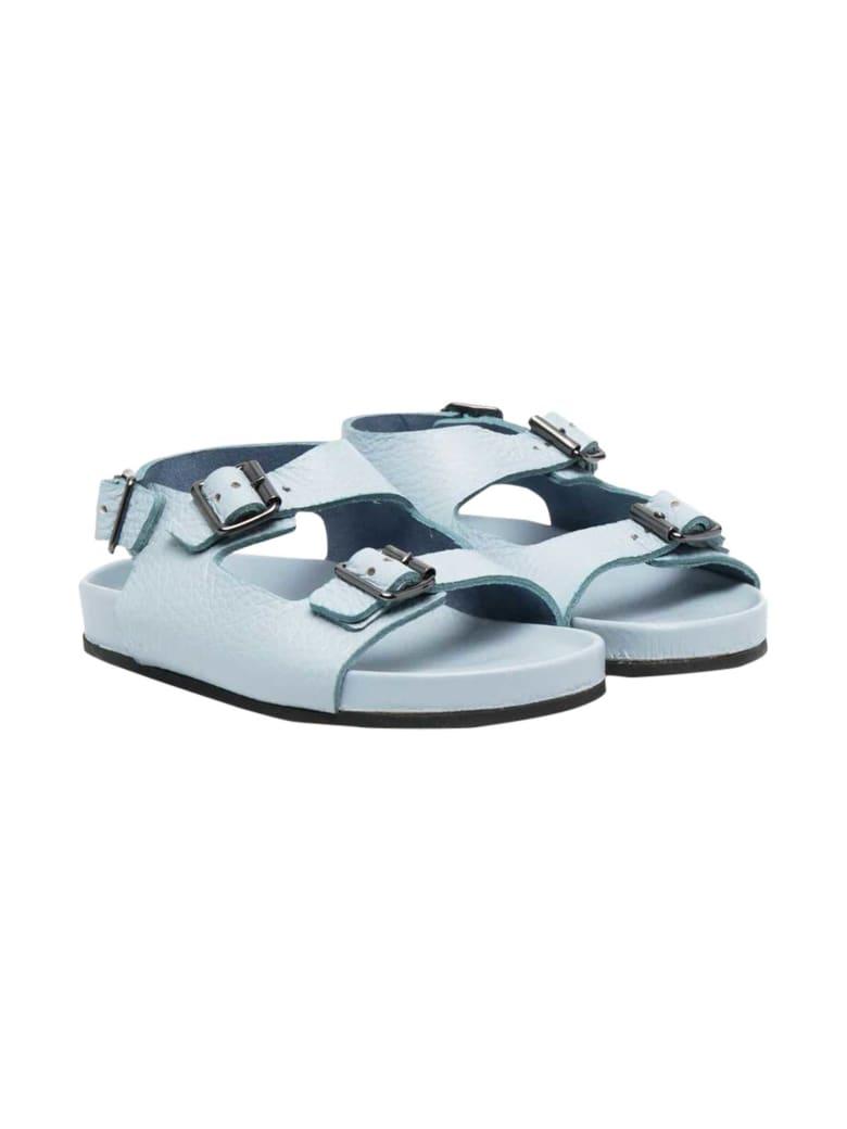 Gallucci Kids Light Blue Sandals - Cielo