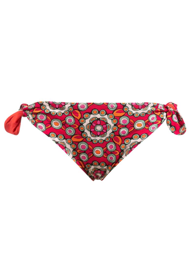 La DoubleJ Bow Panties - Fuchsia
