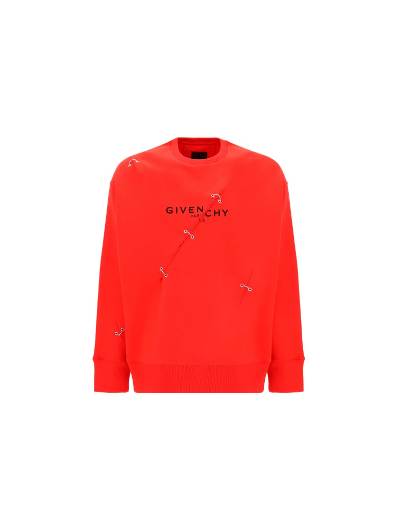 Givenchy Sweatshirt - Red