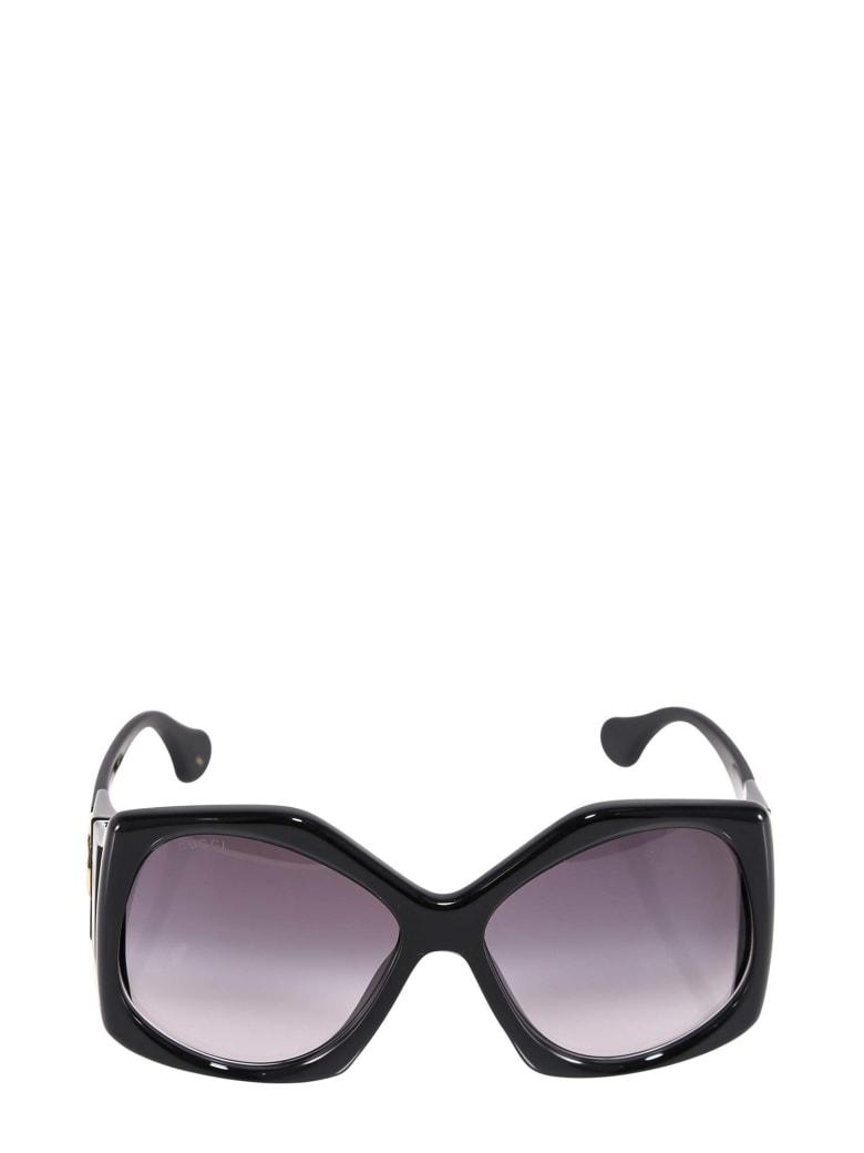 Gucci Sunglasses - Black