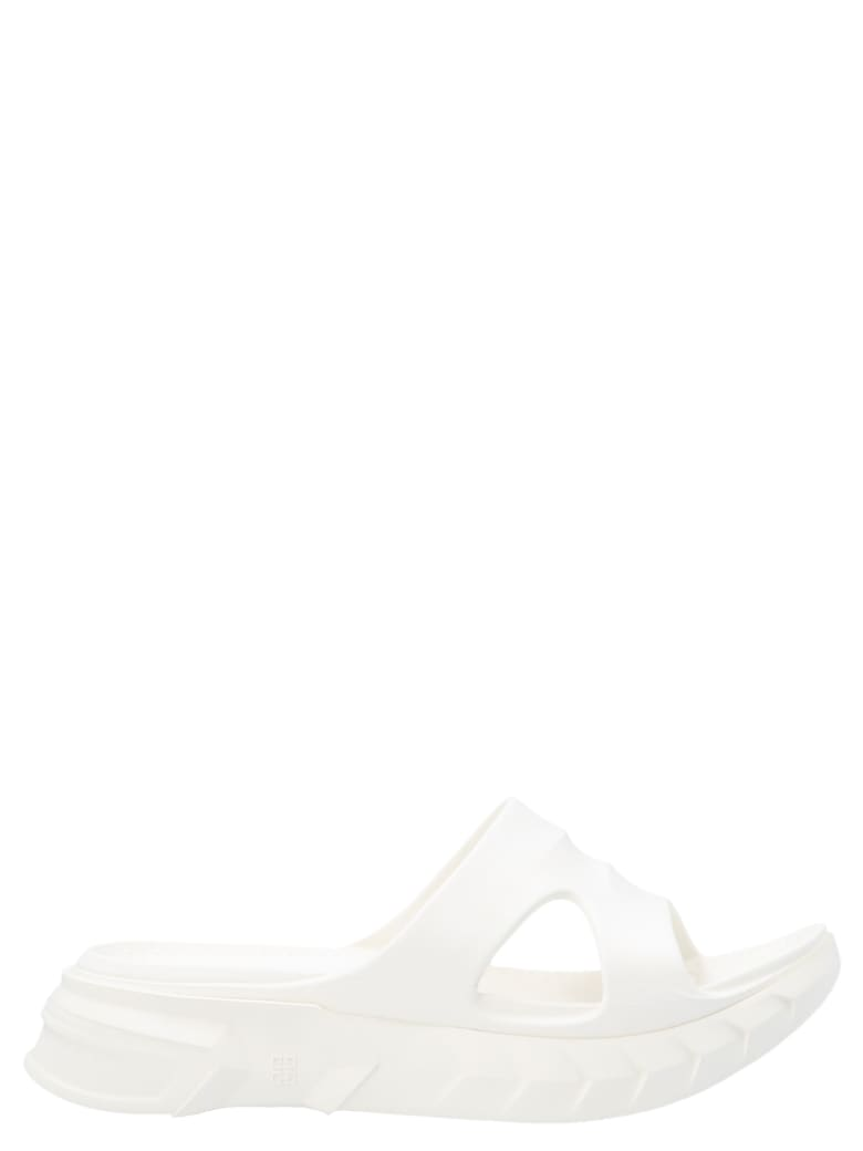 Givenchy 'marshmallow' Shoes - White