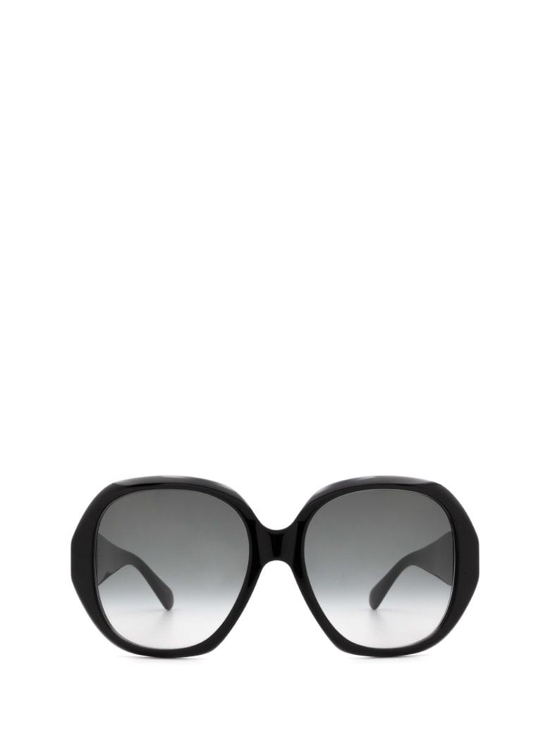 Gucci Eyewear Gucci Gg0796s Black Sunglasses - Black