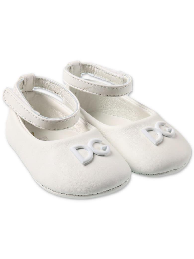 Dolce & Gabbana Shoes - Bianco