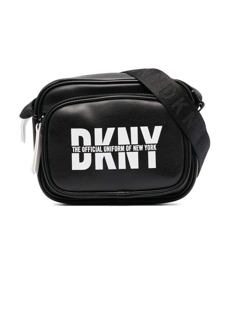 DKNY Black Shoulder Bag - Nero