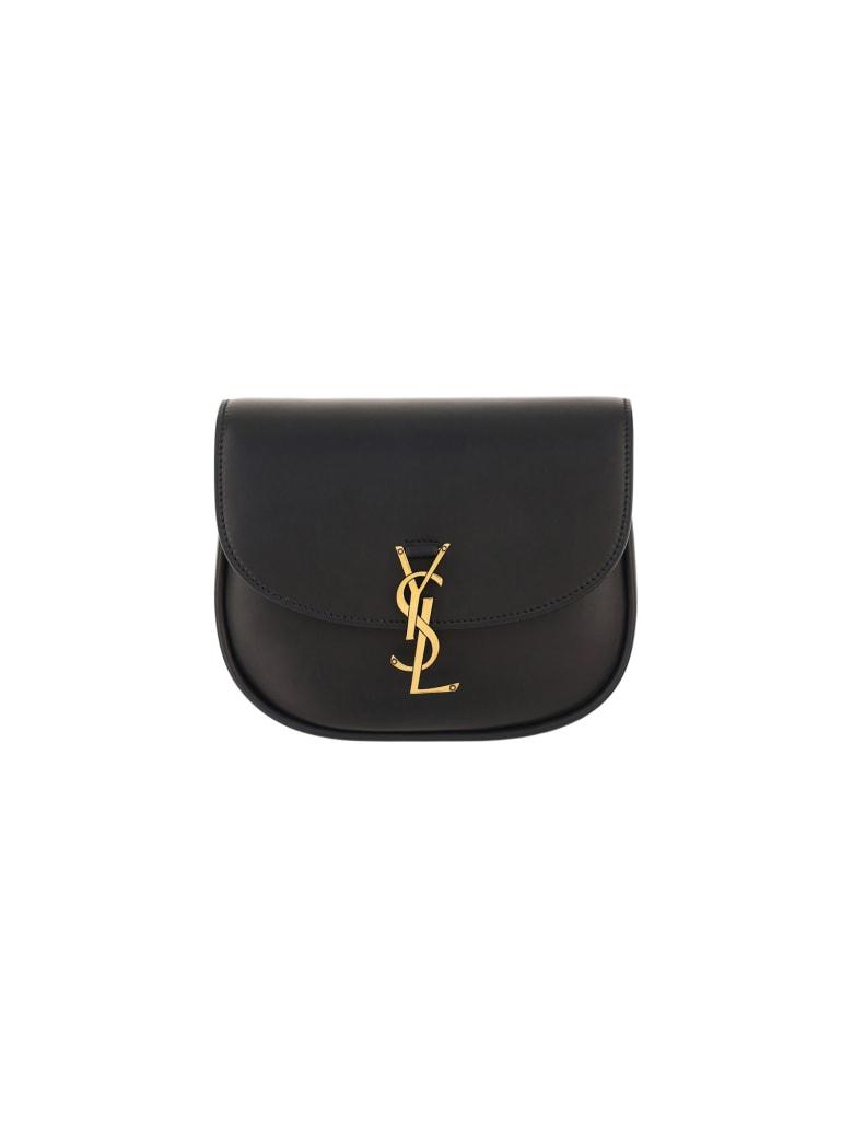 Saint Laurent Kaia Shoulder Bag - Nero
