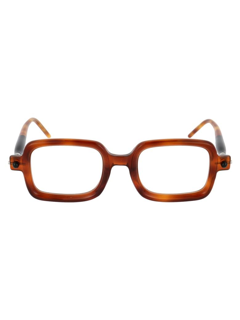 Kuboraum Maske P2 Glasses - TR TORTOISE