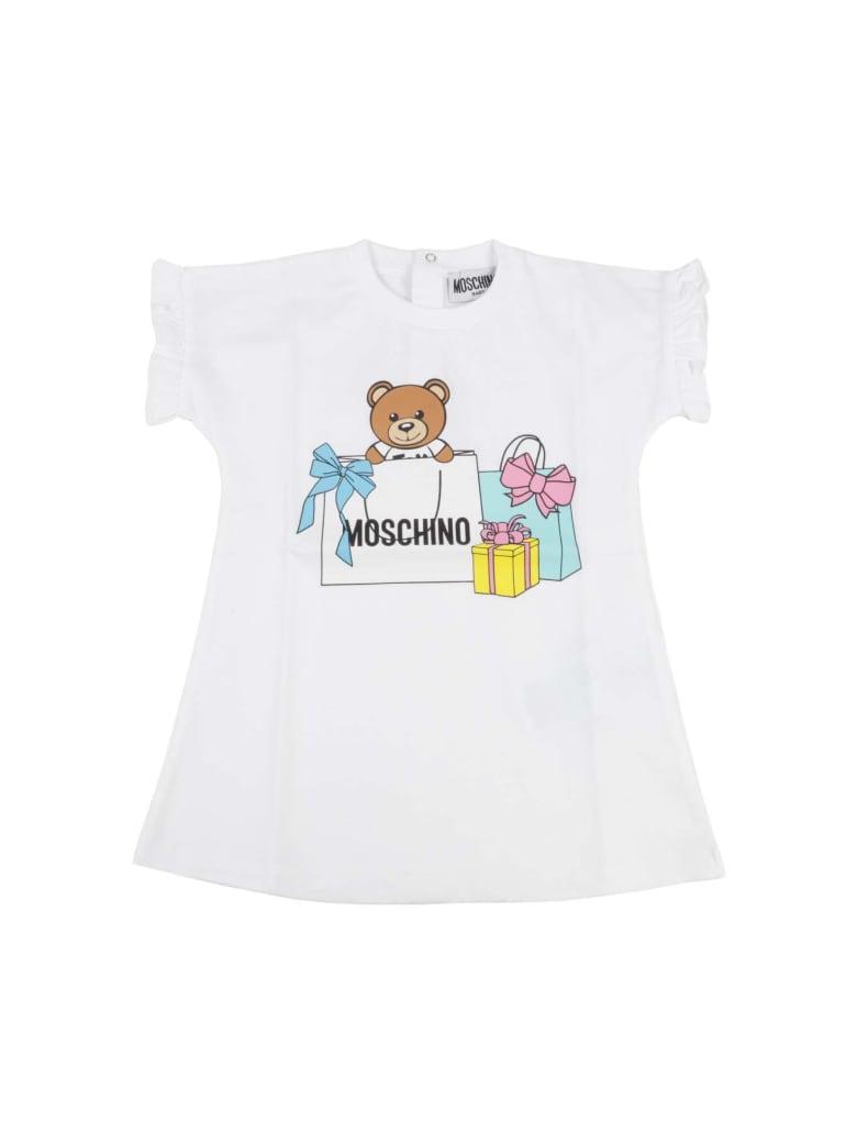 Moschino Dress - Bianco Ottico