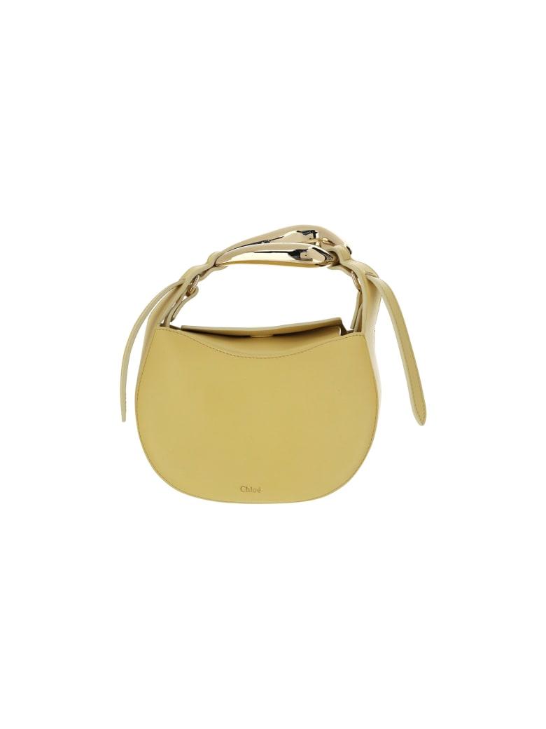Chloé Kiss Small Handbag - Softy yellow