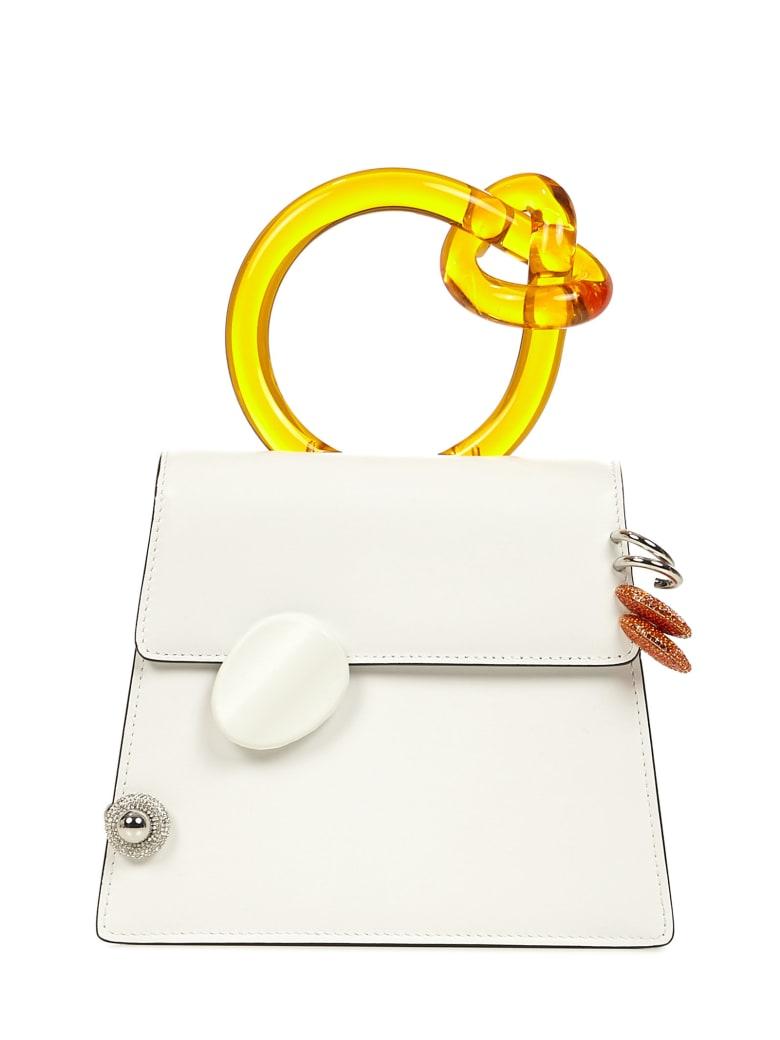 Benedetta Bruzziches Bb Handbag - White