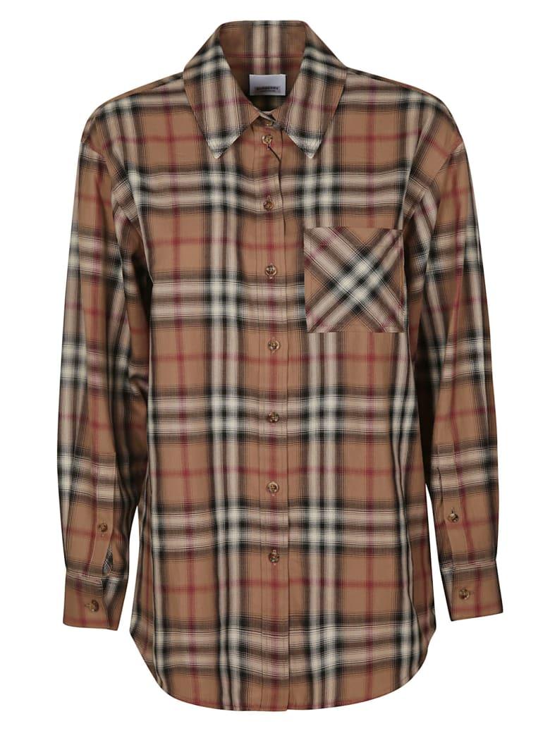 Burberry Carlota Shirt - Birch Brown