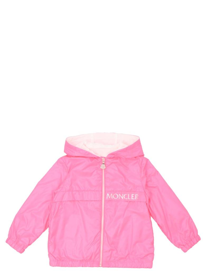 Moncler 'admeta' K-way - Rosa