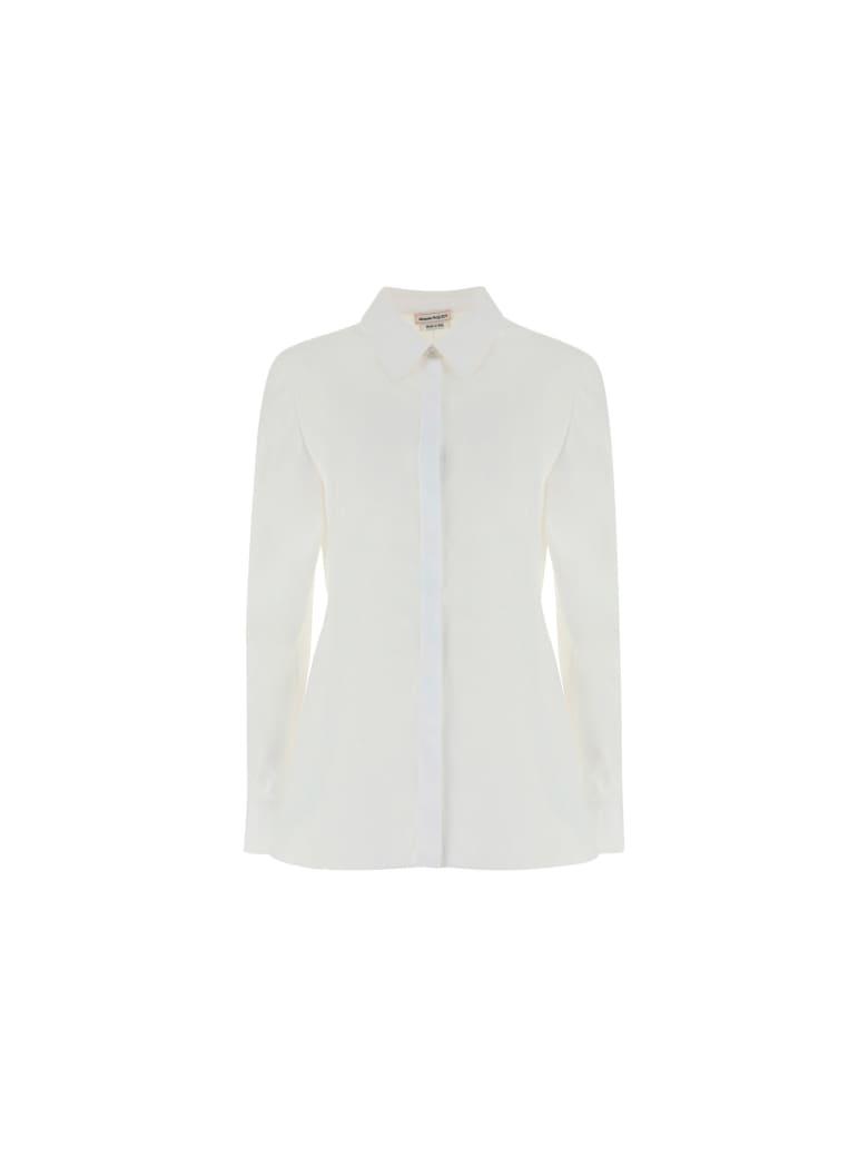 Alexander McQueen Alexander Mc Queen Shirt - Optical white