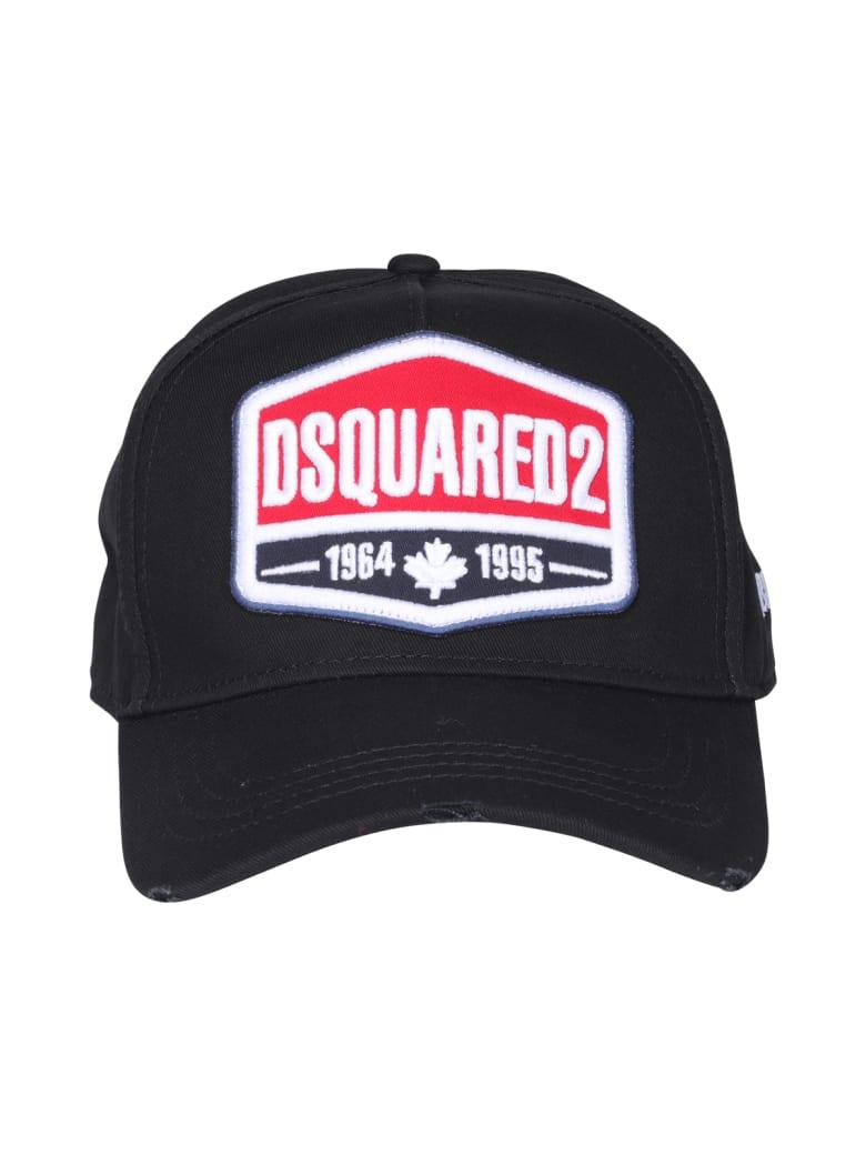 Dsquared2 Baseball Cap - Nero