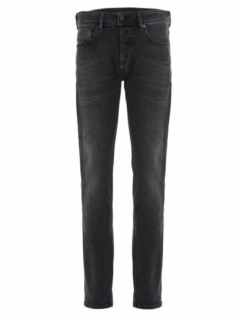 Diesel 'sleenker-x' Jeans - Grey