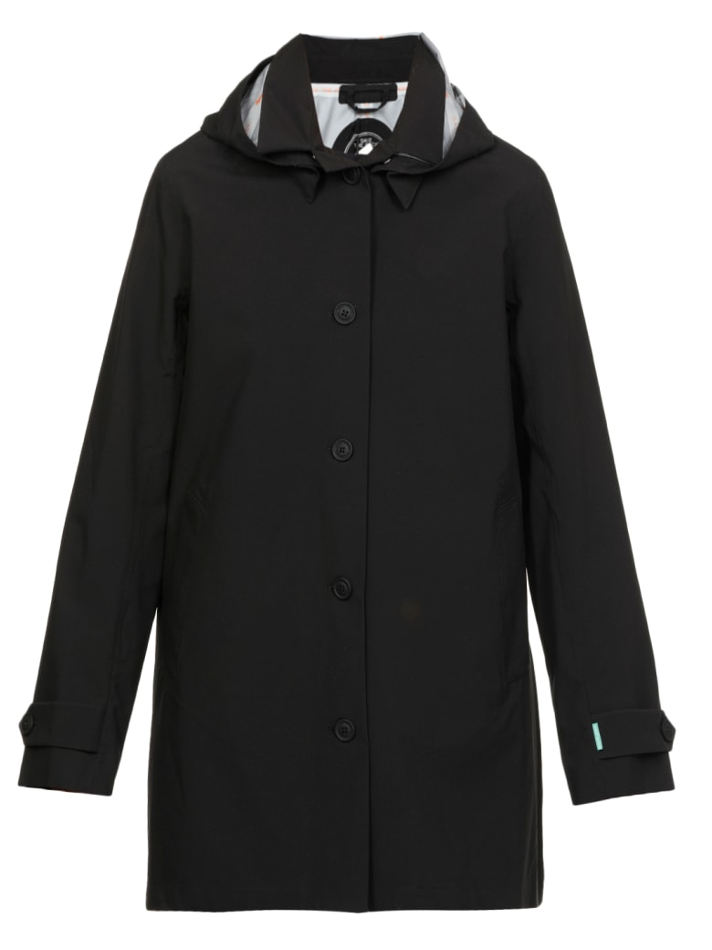 Save the Duck Tech Fabric Jacket Save the Duck - BLACK