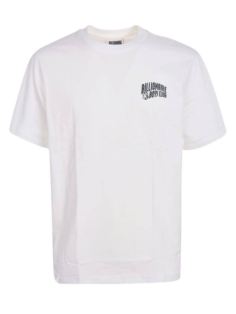 Billionaire Small Arch Logo T-shirt - WHITE