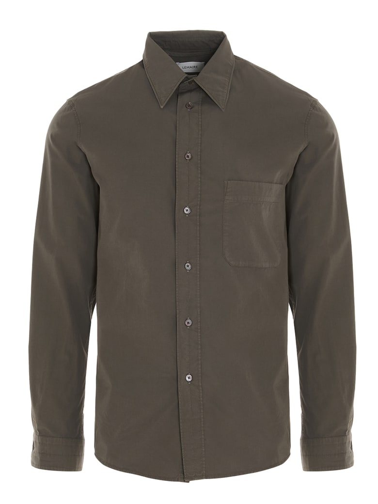 Lemaire Shirt - Grey